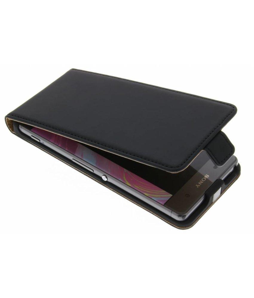 Selencia Luxe Hardcase Flipcase Sony Xperia XA
