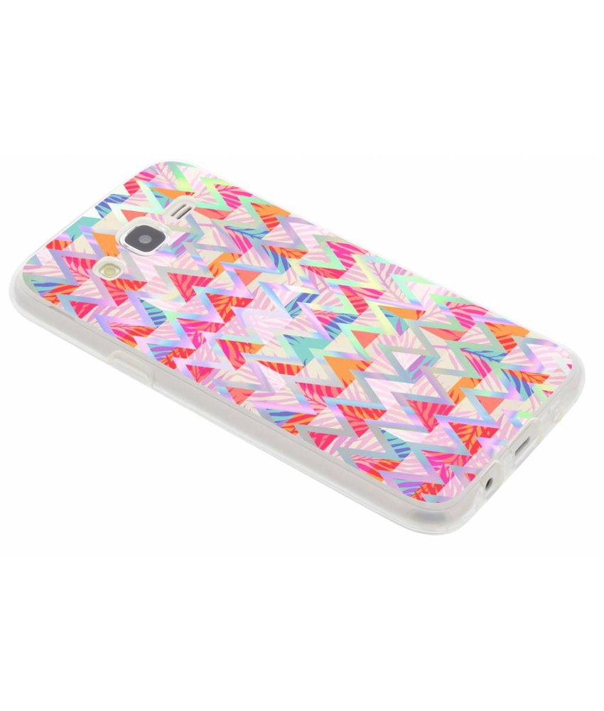 Holographic Design Backcover Samsung Galaxy J5