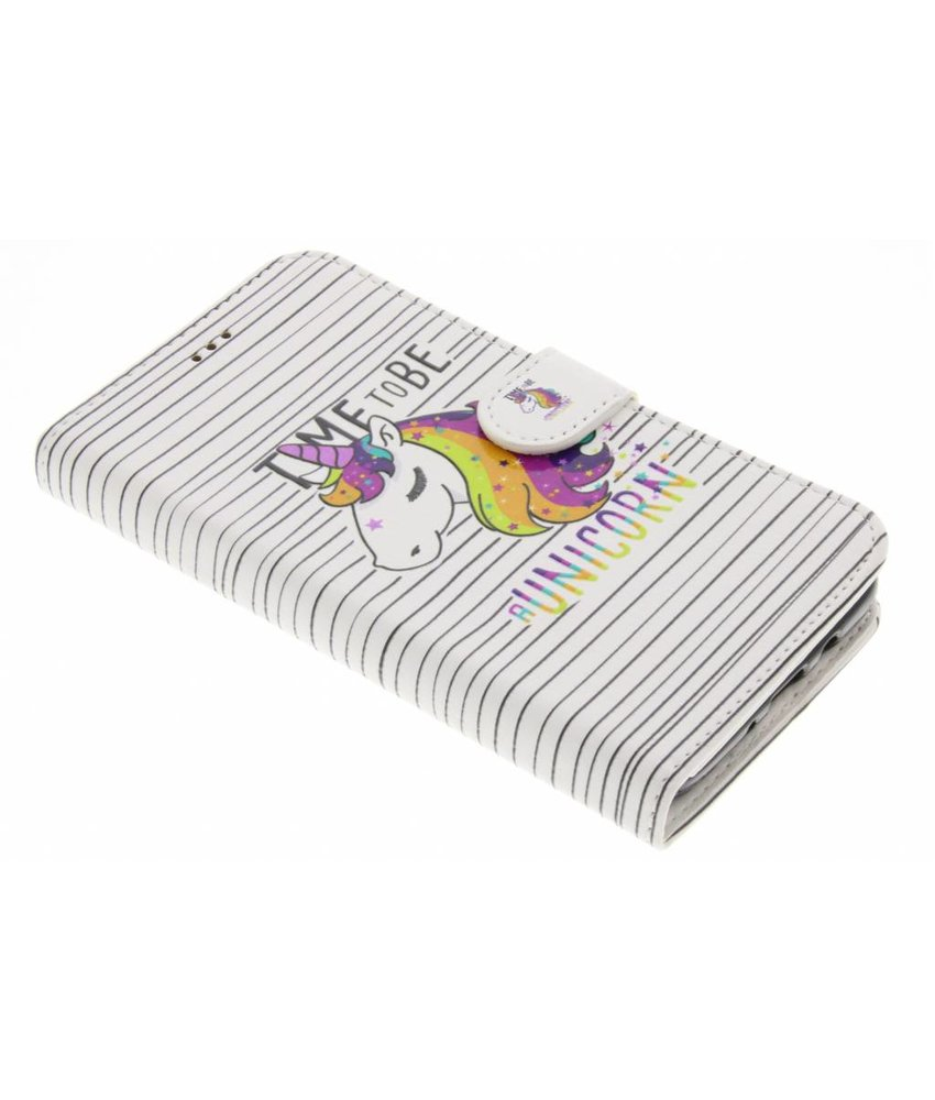 Design Softcase Booktype Samsung Galaxy J7 (2016)