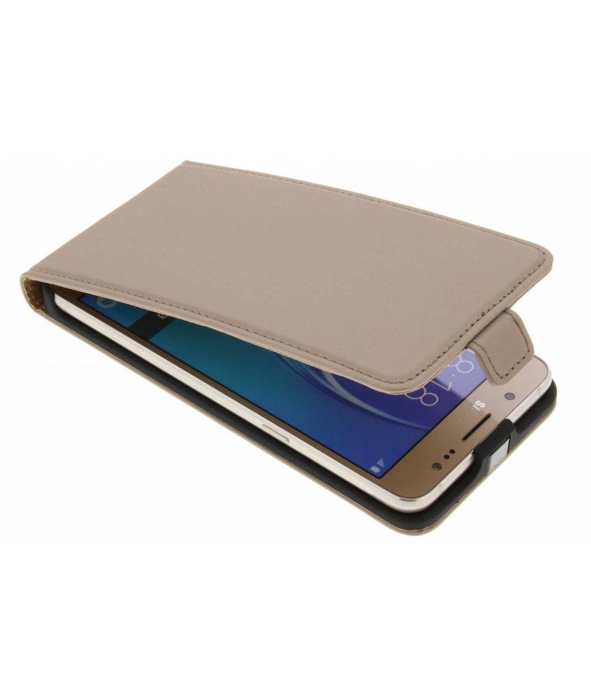 Selencia Luxe Hardcase Flipcase Samsung Galaxy J5 (2016)
