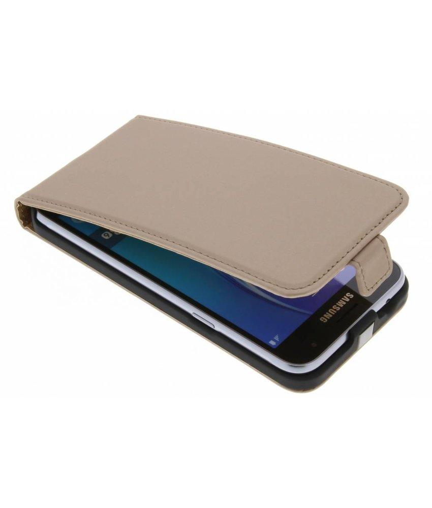 Selencia Luxe Hardcase Flipcase Samsung Galaxy J3 / J3 (2016)