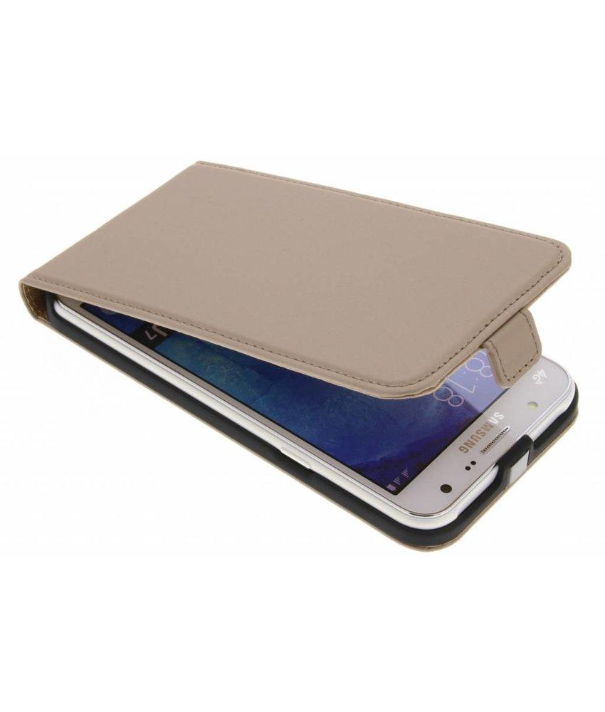 Selencia Luxe Hardcase Flipcase Samsung Galaxy J7