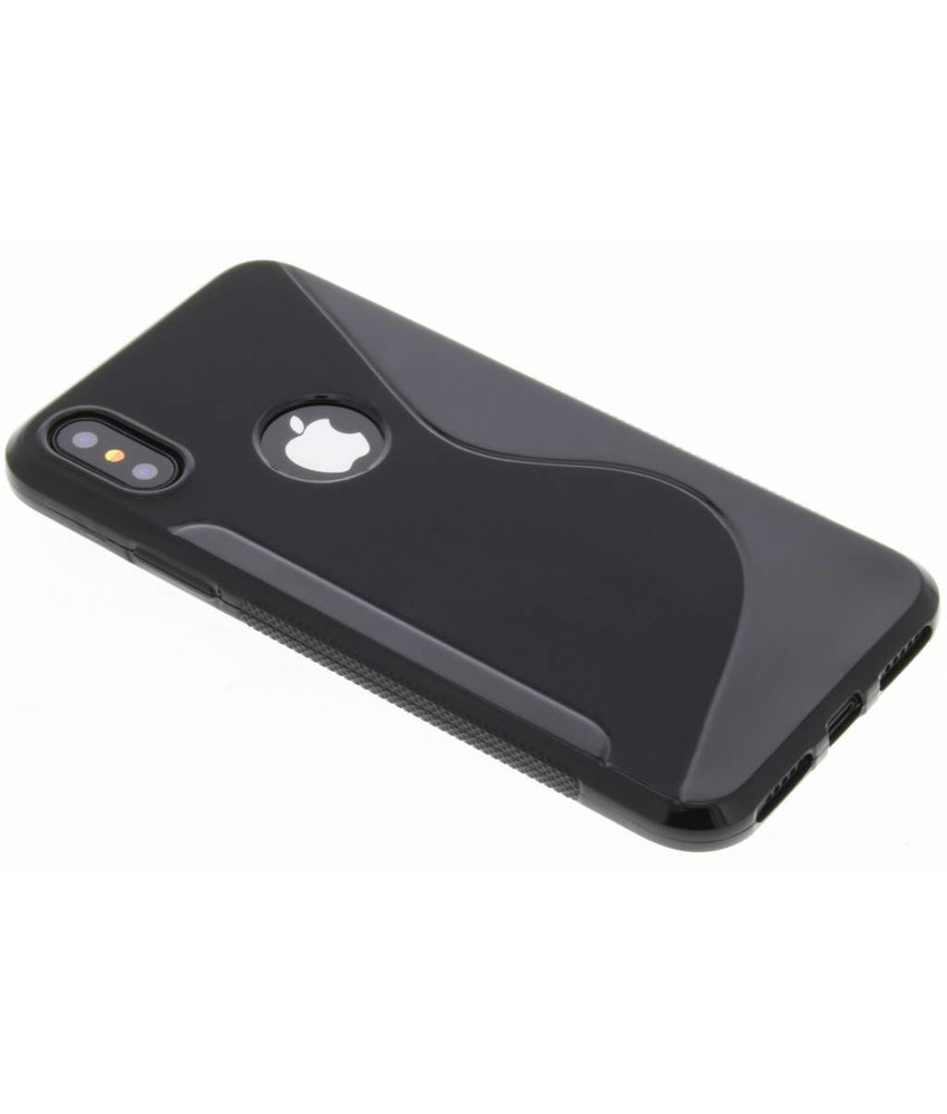 S-line Backcover iPhone X / Xs