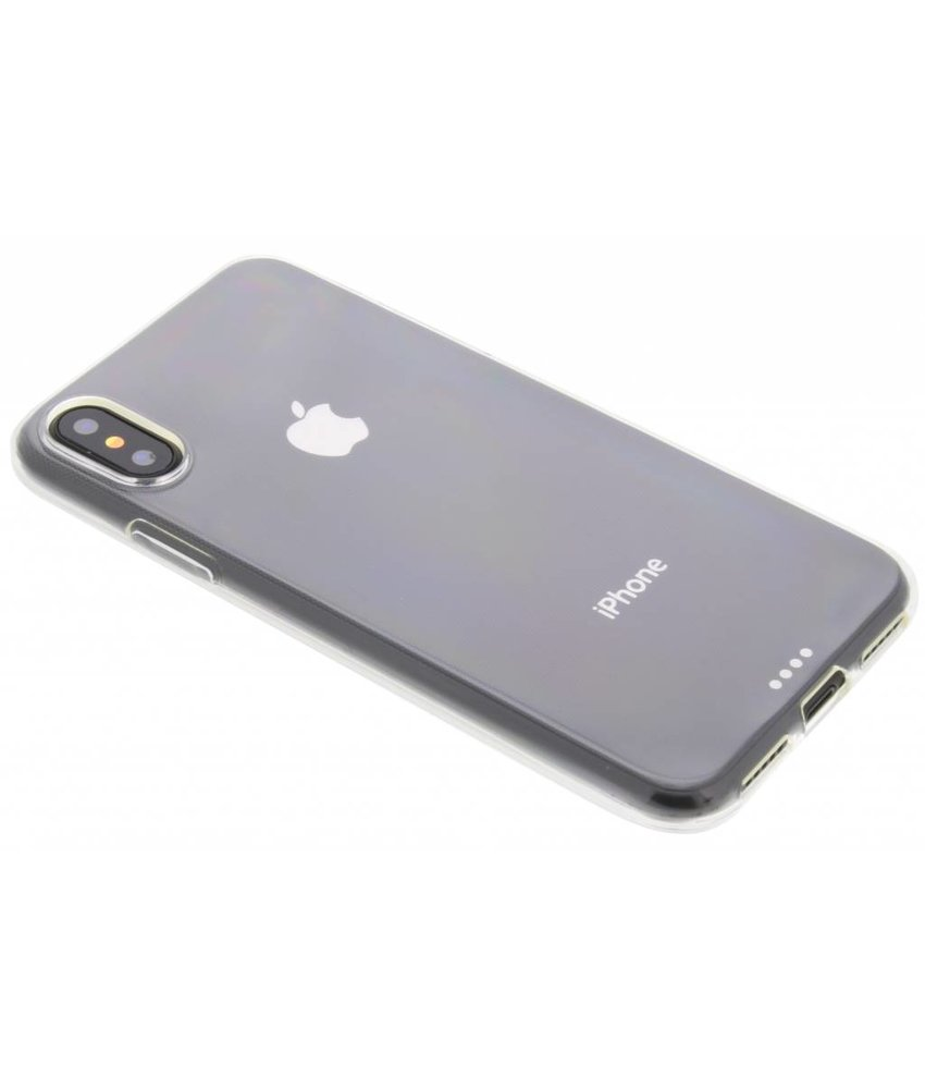 Softcase Backcover iPhone X / Xs
