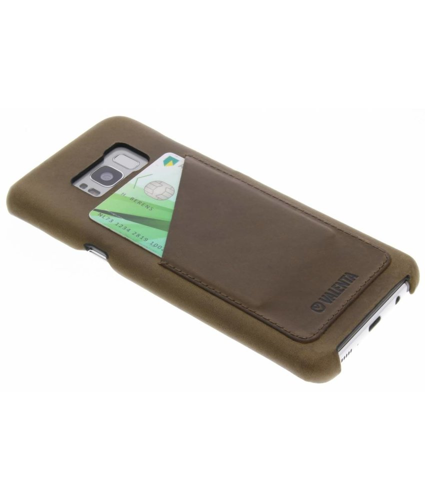 Valenta Classic Luxe Backcover Samsung Galaxy S8 Plus