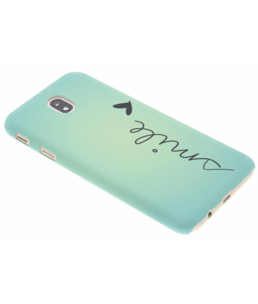 Design Hardcase Backcover Samsung Galaxy J7 (2017)