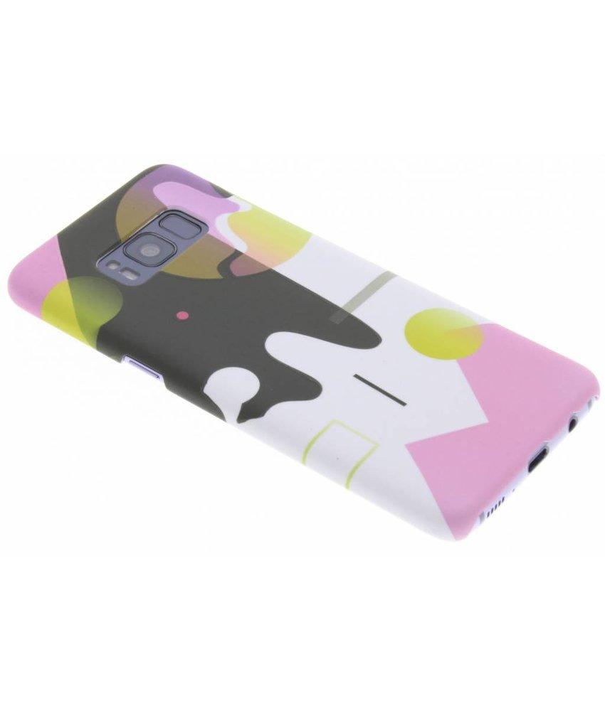 Design Hardcase Backcover Samsung Galaxy S8