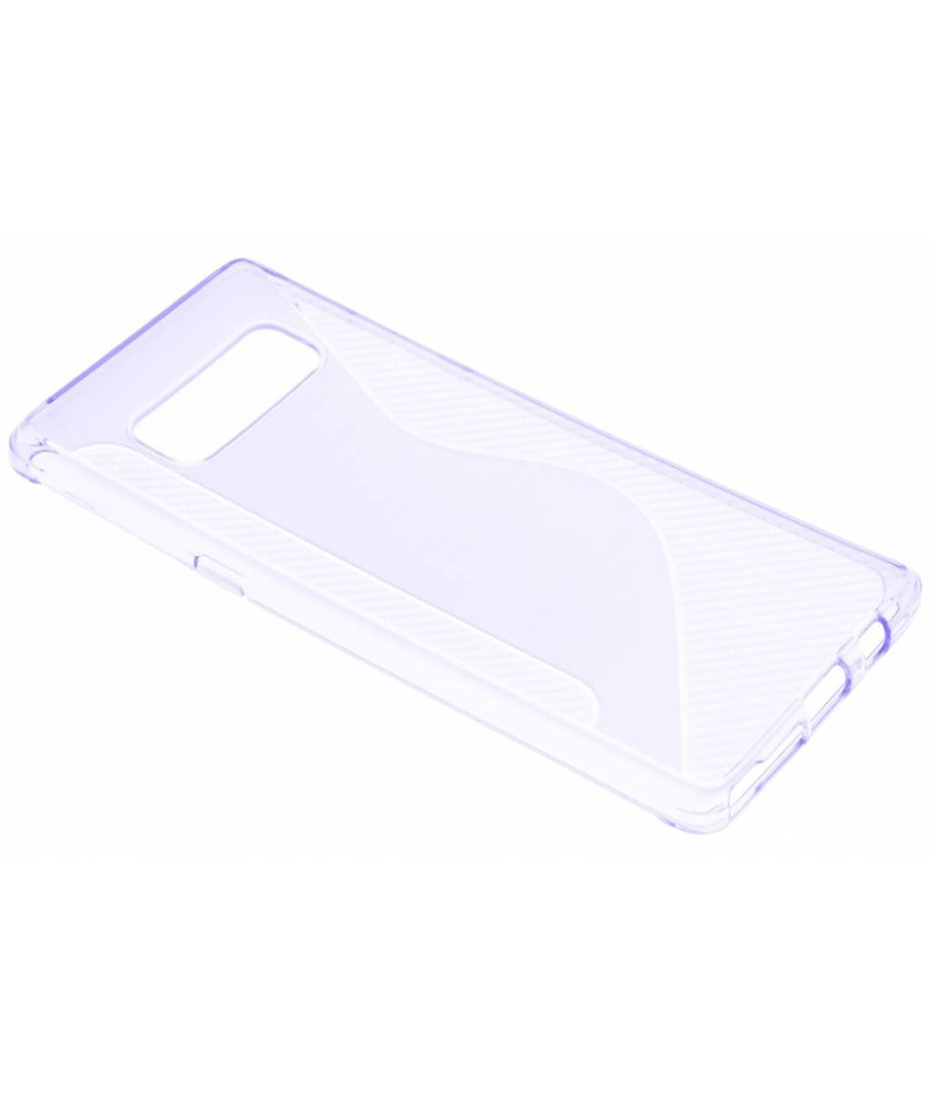 S-line Backcover Samsung Galaxy Note 8