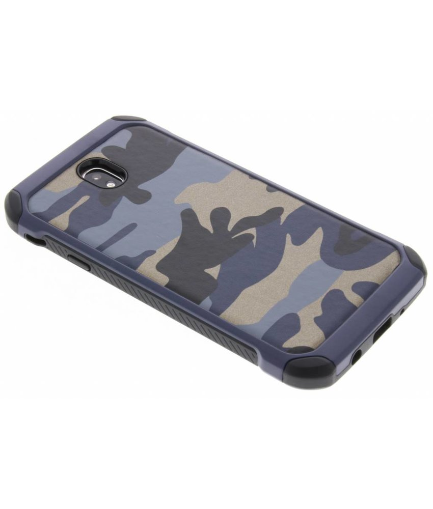 Army Defender Backcover Samsung Galaxy J7 (2017)