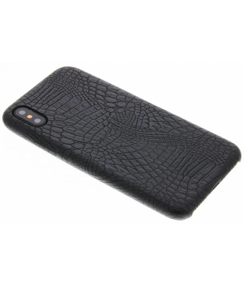 Slangen Backcover iPhone X / Xs
