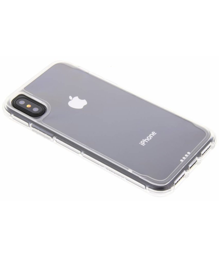 Griffin Survivor Clear Backcover iPhone X / Xs