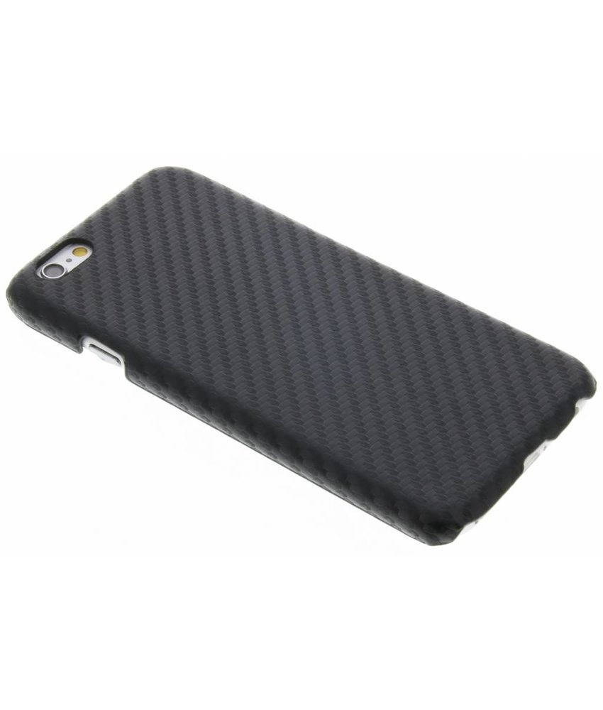 Carbon Hardcase Backcover iPhone 6 / 6s