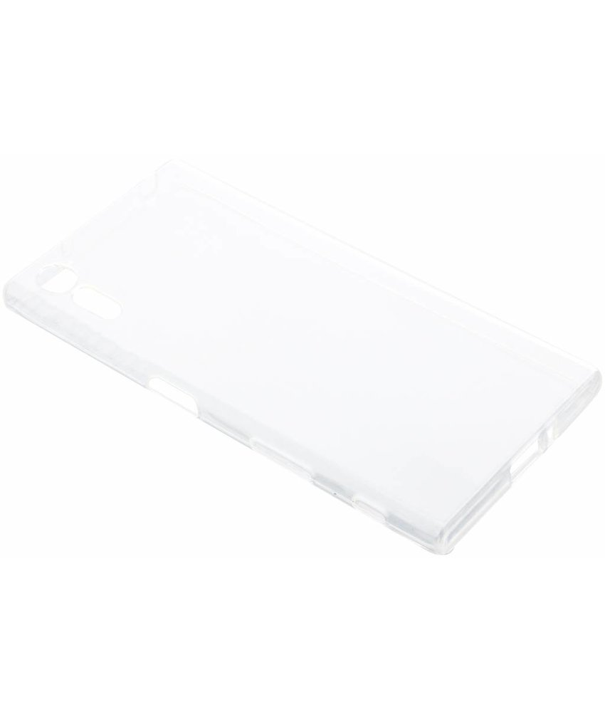 Softcase Backcover Sony Xperia XZ