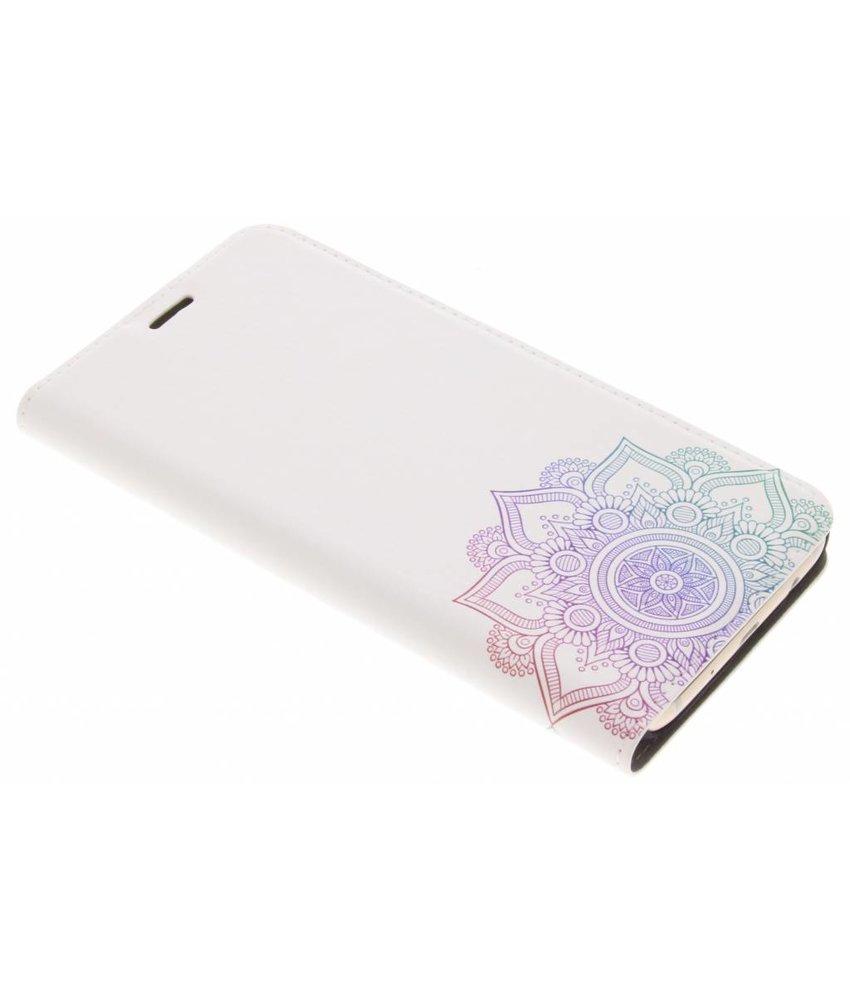 Design Hardcase Booktype Samsung Galaxy J7 (2017)