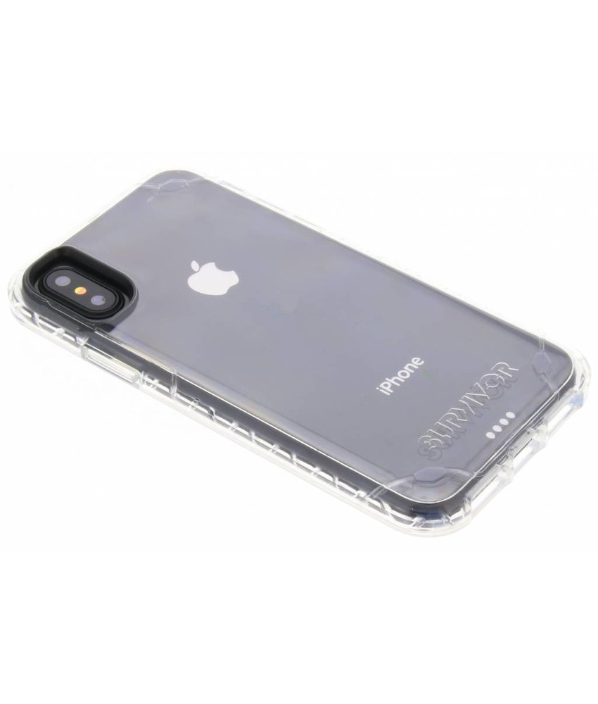 Griffin Survivor Strong Backcover iPhone X / Xs