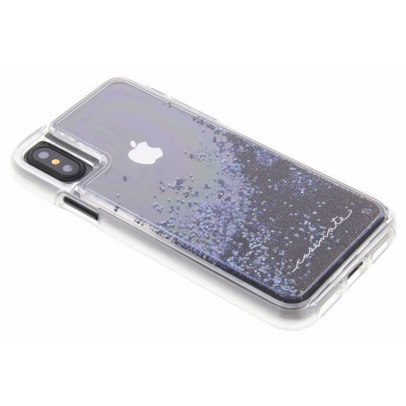 Case-Mate Naked Tough Waterfall Backcover iPhone X / Xs