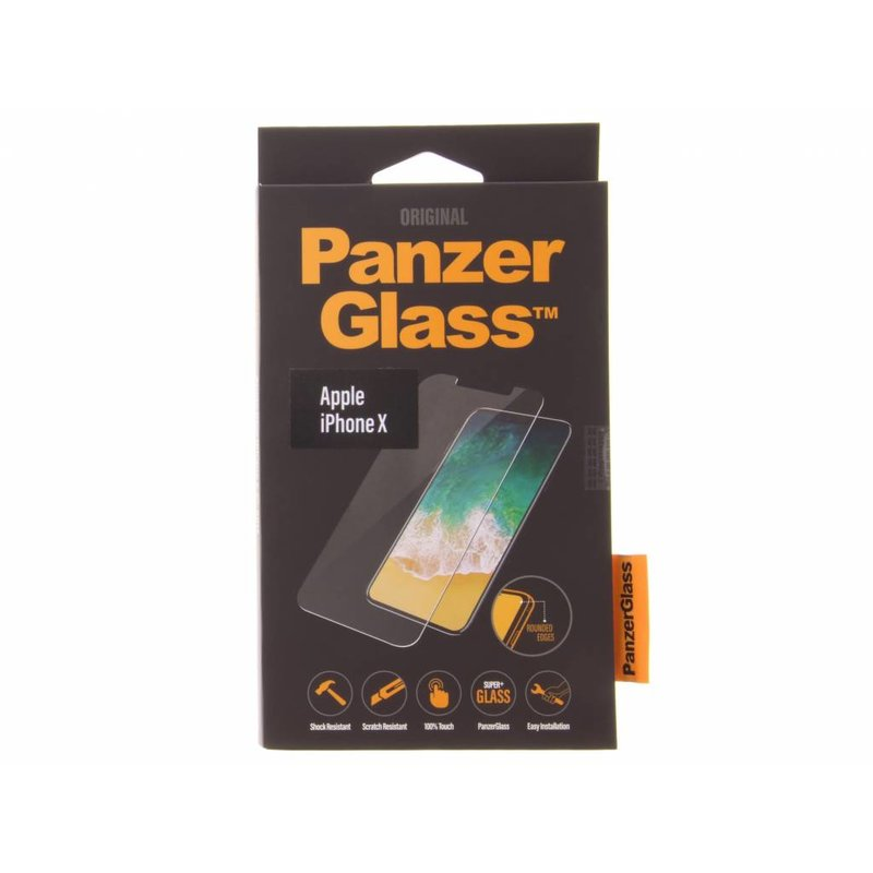 PanzerGlass Screenprotector iPhone 11 Pro / iPhone X / Xs
