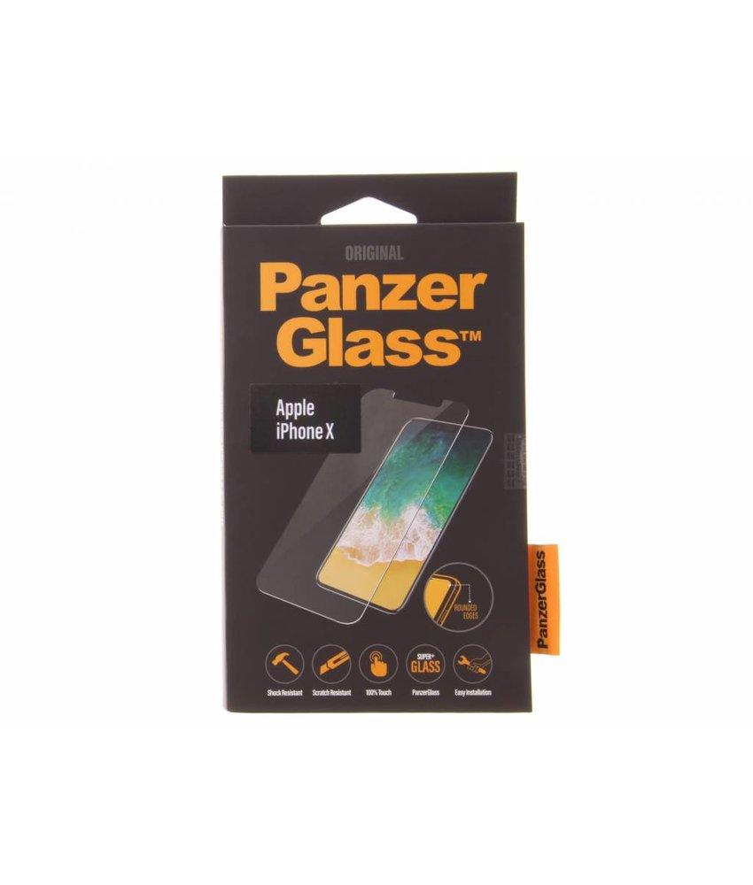 PanzerGlass Screenprotector iPhone X / Xs
