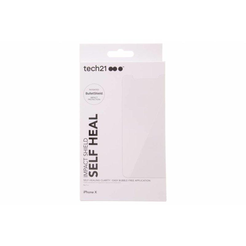 Tech21 Impact Shield Self Heal Screenprotector iPhone X / Xs