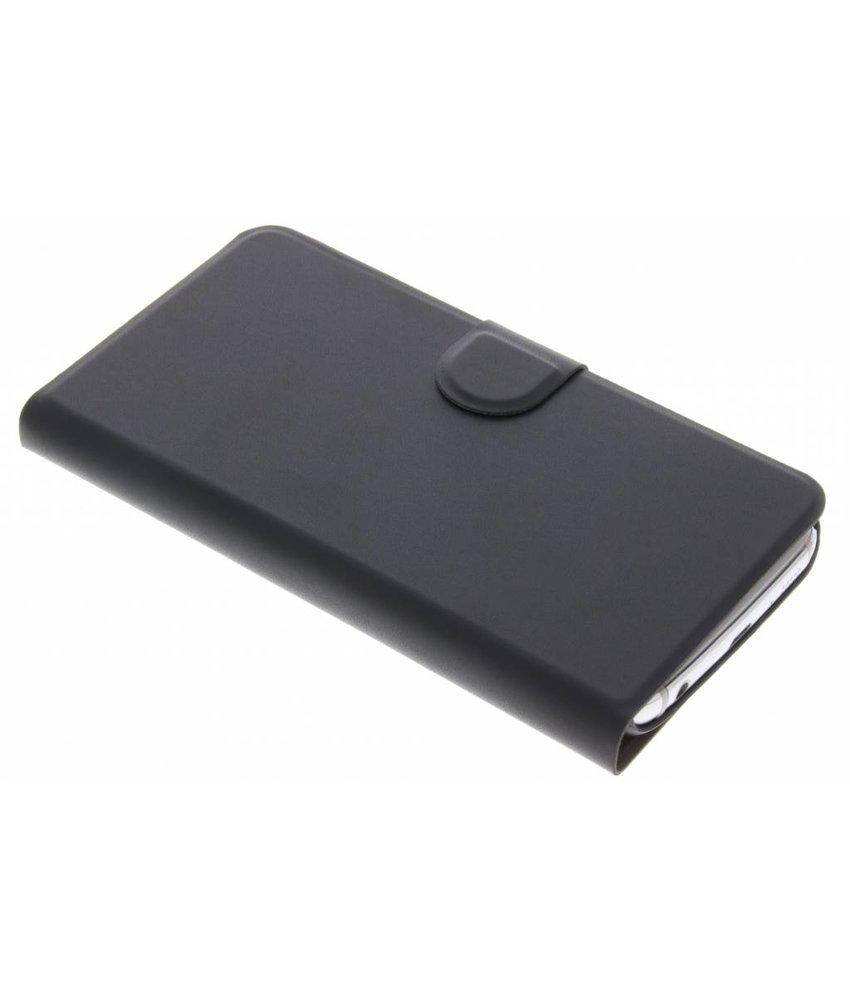 Qtrek Zwart Wallet Case Samsung Galaxy S6 Edge