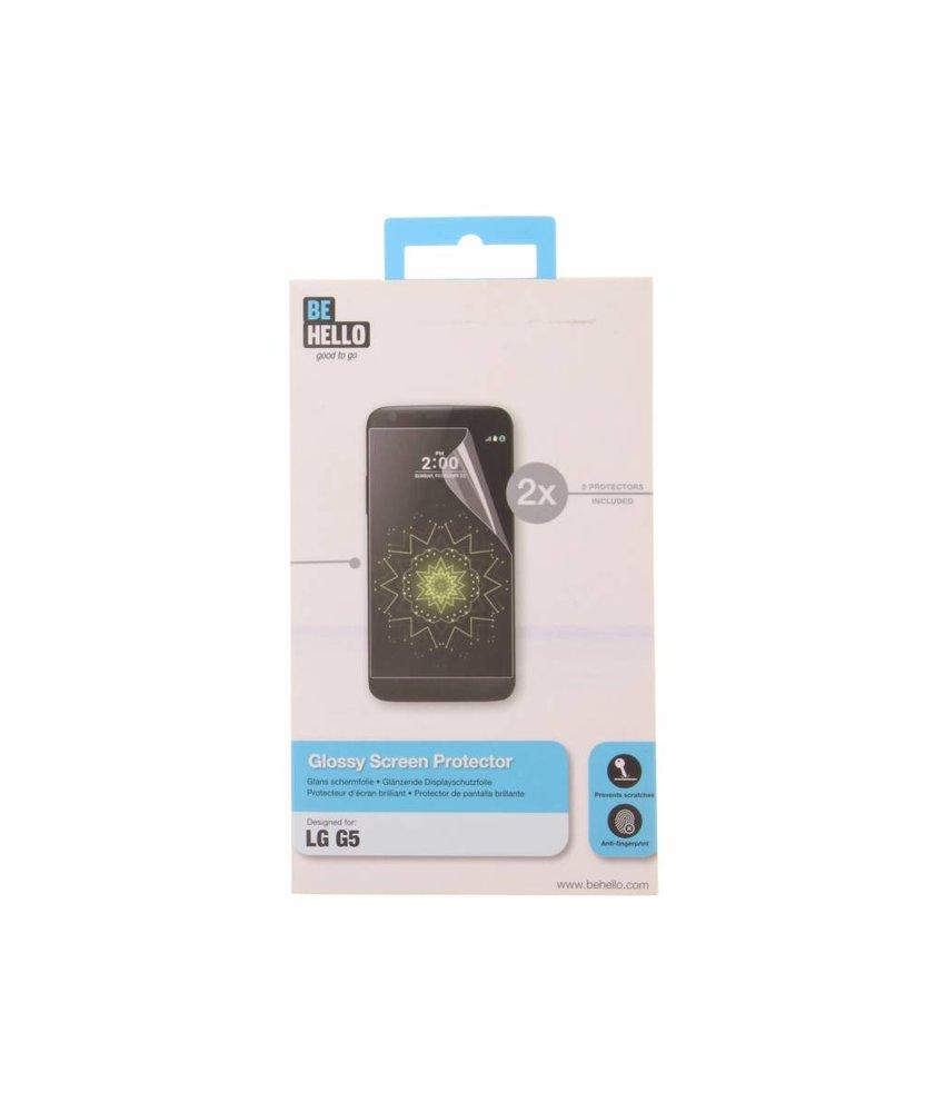 Be Hello Glossy Screenprotector LG G5 (SE)