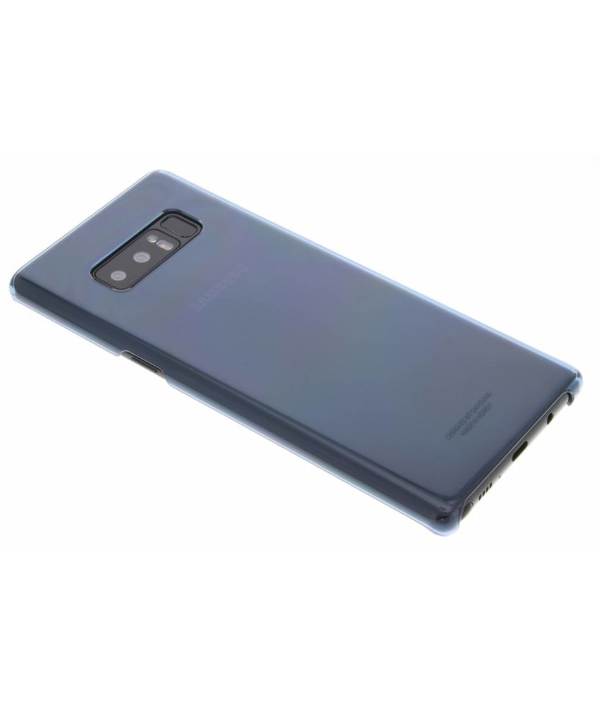 Samsung Clear Hardcase Backcover Samsung Galaxy Note 8