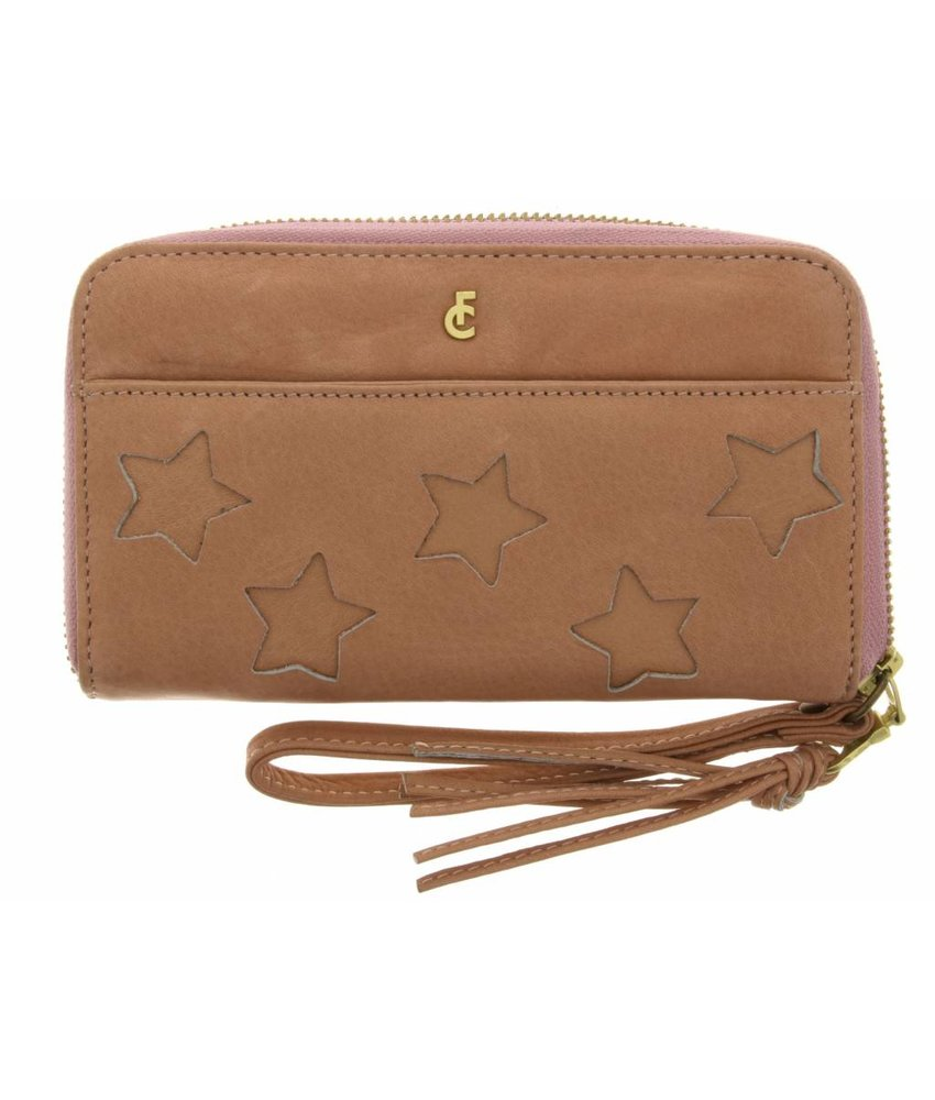 Fabienne Chapot Universele Phone Wallet - Roze