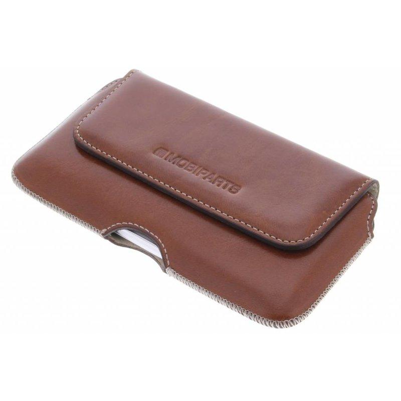 Mobiparts Oaked Cognac Excellent Belt Case - Size 3XL