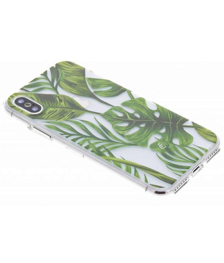 Fabienne Chapot Design Softcase Backcover iPhone X / Xs