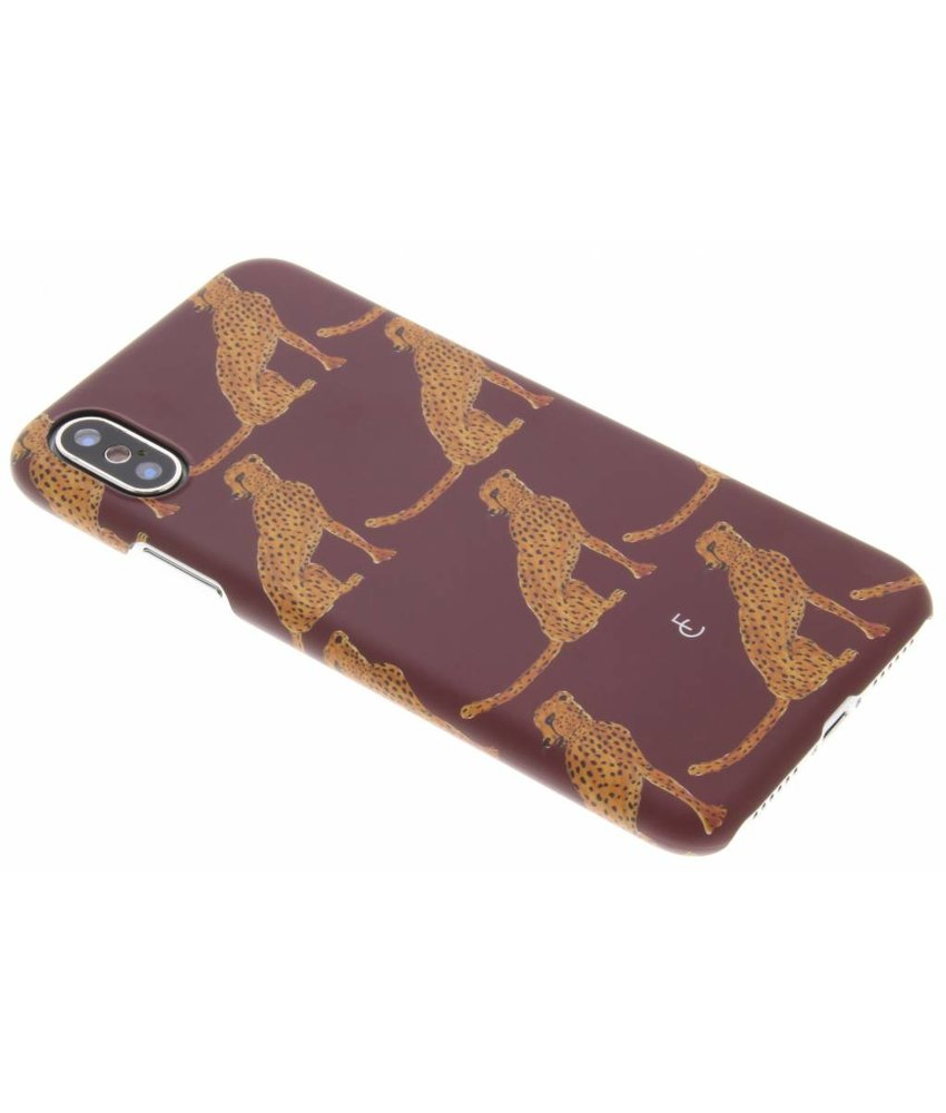 Fabienne Chapot Design Hardcase Backcover iPhone X / Xs