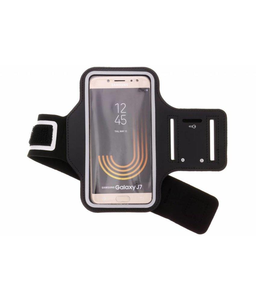 Zwart sportarmband Samsung Galaxy J7 (2017)