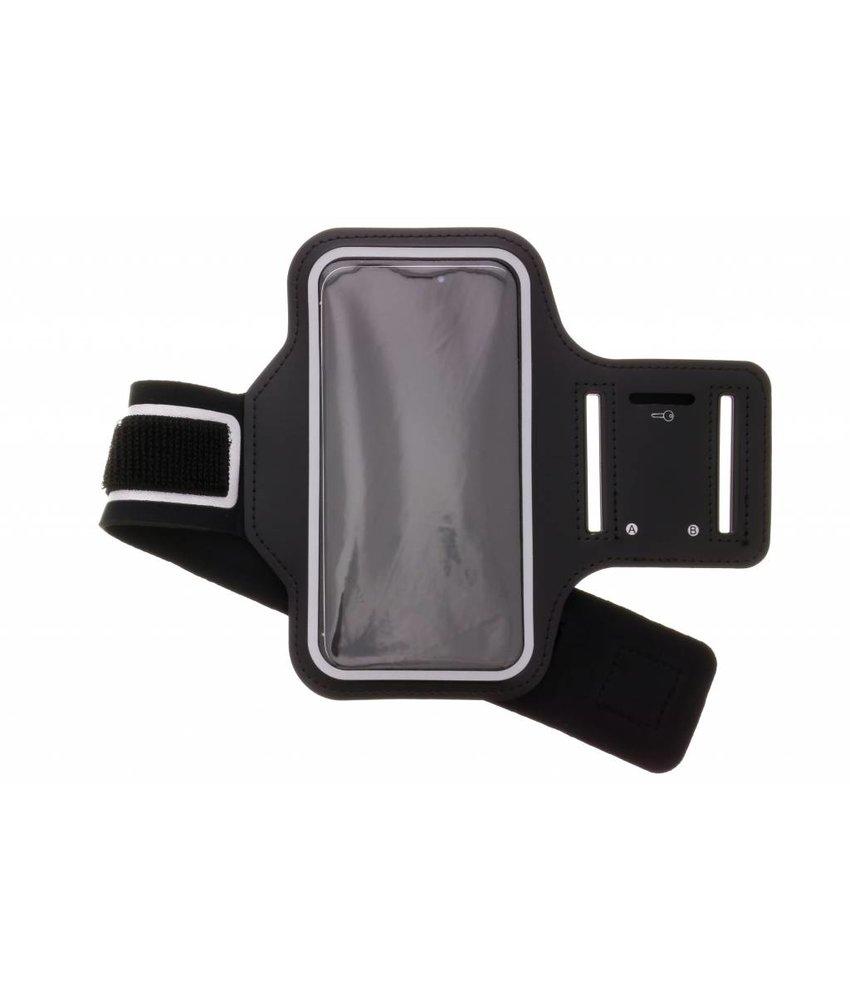 Zwart Sportarmband iPhone Xs / X