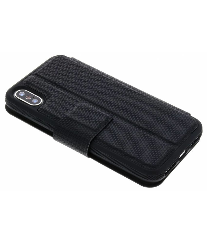 Black Rock Protective Booktype iPhone X / Xs
