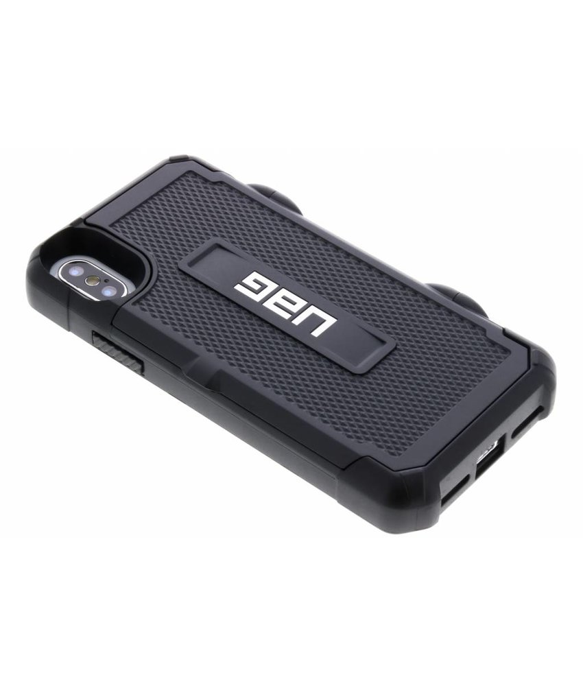 UAG Trooper Card Backcover iPhone X / Xs