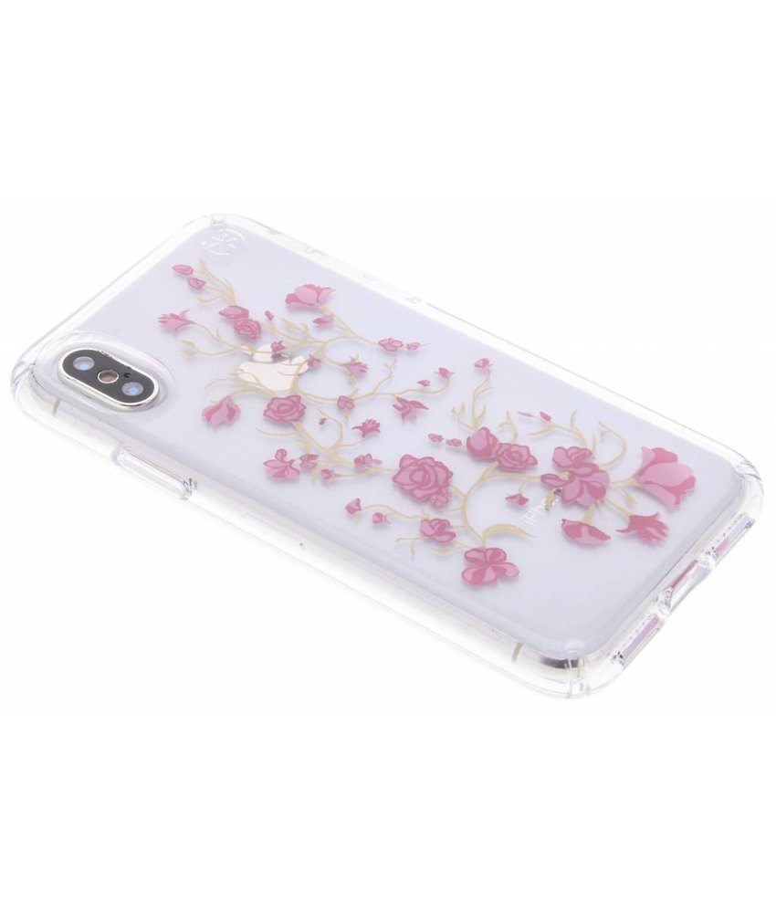Speck Presidio Clear Print Backcover iPhone X / Xs