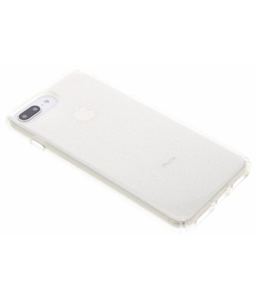 Speck Presidio Clear + Glitter Backcover iPhone 8 Plus / 7 Plus
