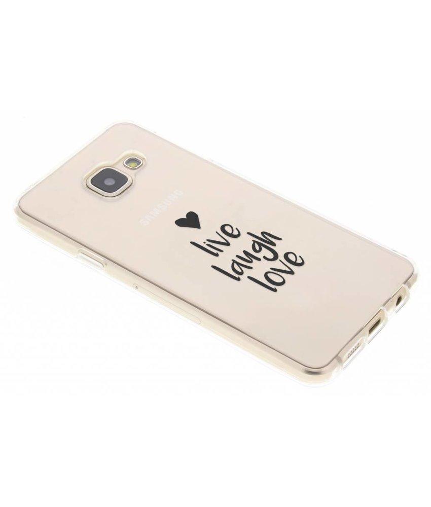 Design Backcover Samsung Galaxy A3 (2016)