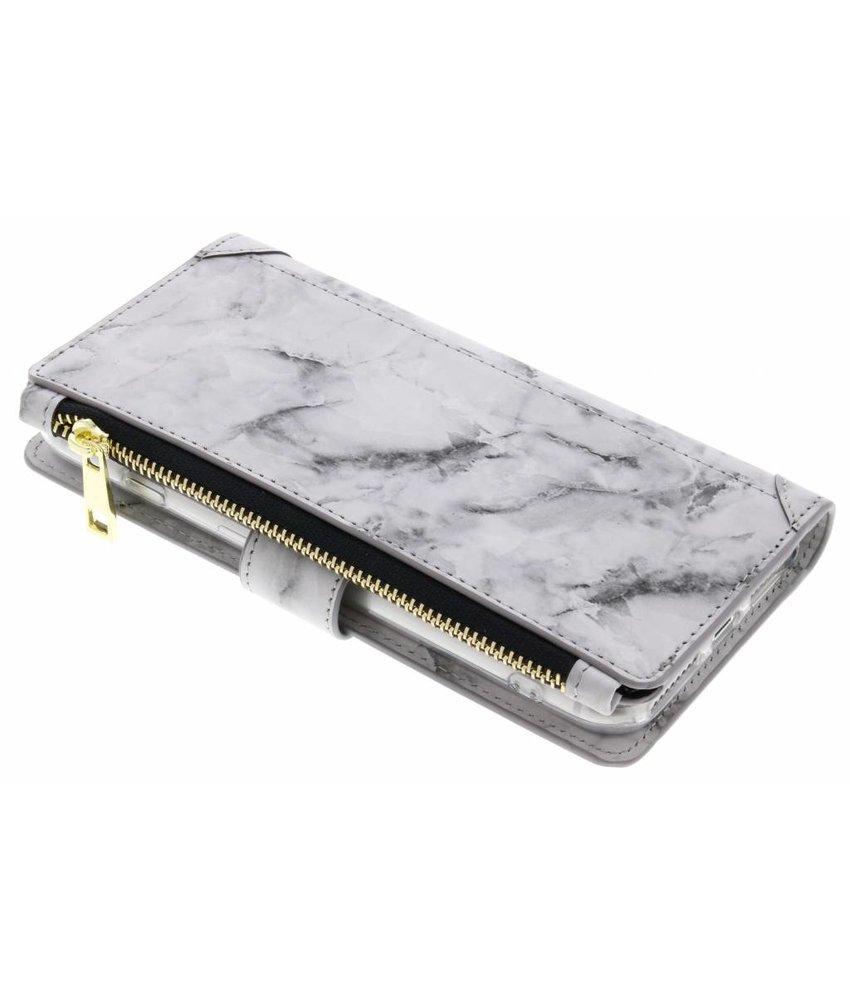 Marmer Design Portemonnee iPhone 8 Plus / 7 Plus