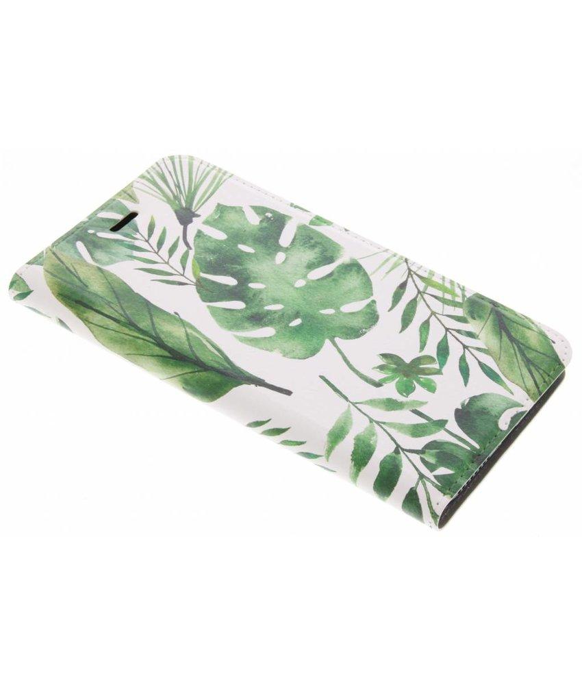 Design Hardcase Booktype iPhone 8 Plus / 7 Plus
