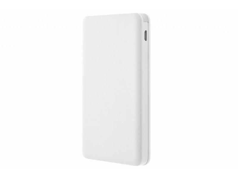 Witte Powerbank - 5000 mAh
