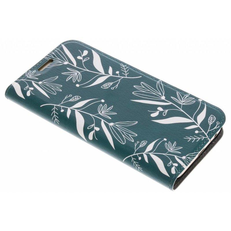 Design Hardcase Booktype Samsung Galaxy A3 (2017)