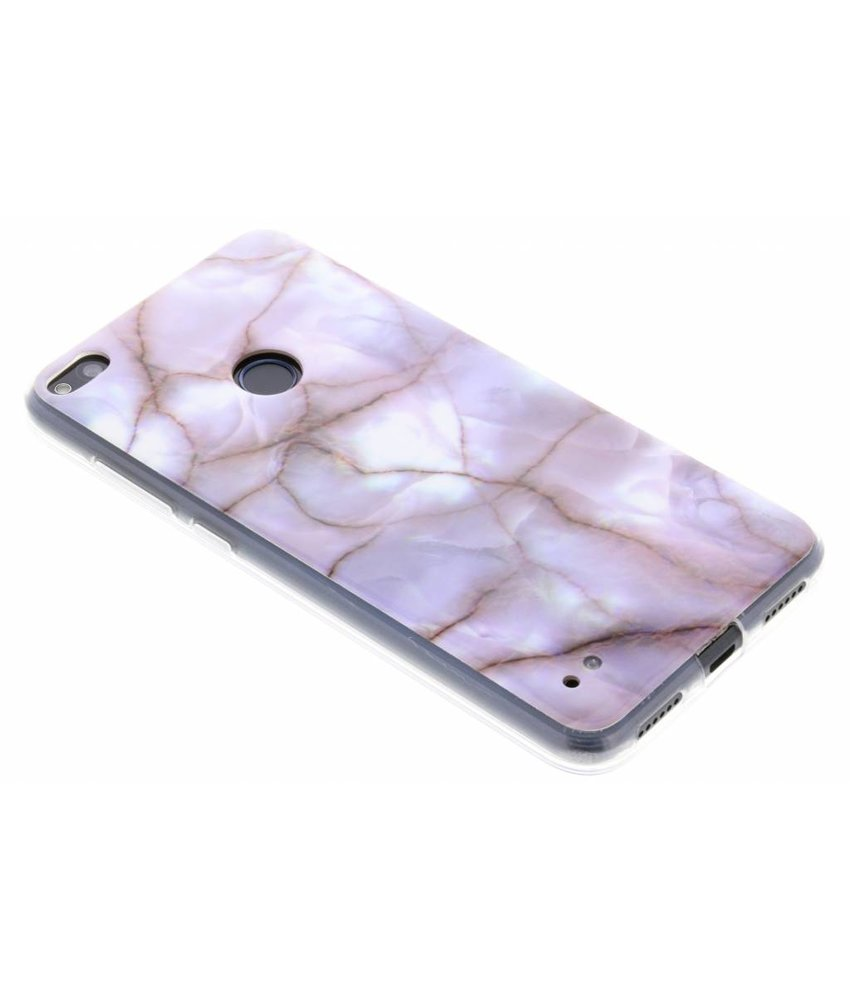 Marmer Softcase Backcover Huawei P8 Lite (2017)