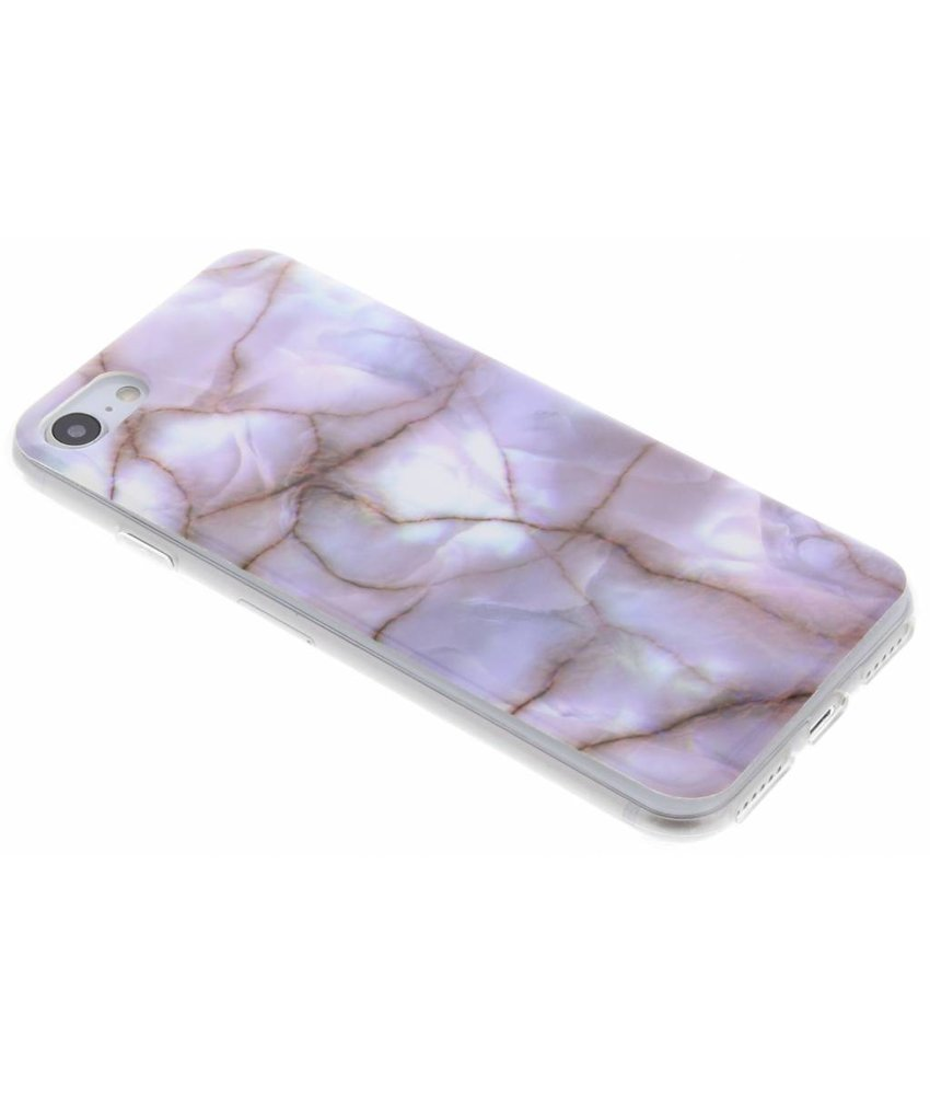 Marmer Softcase Backcover iPhone 8 / 7