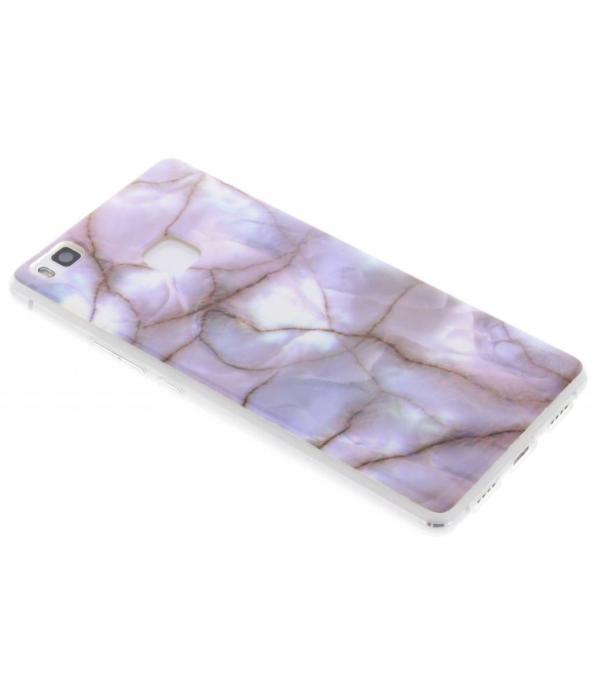 Marmer Softcase Backcover Huawei P9 Lite