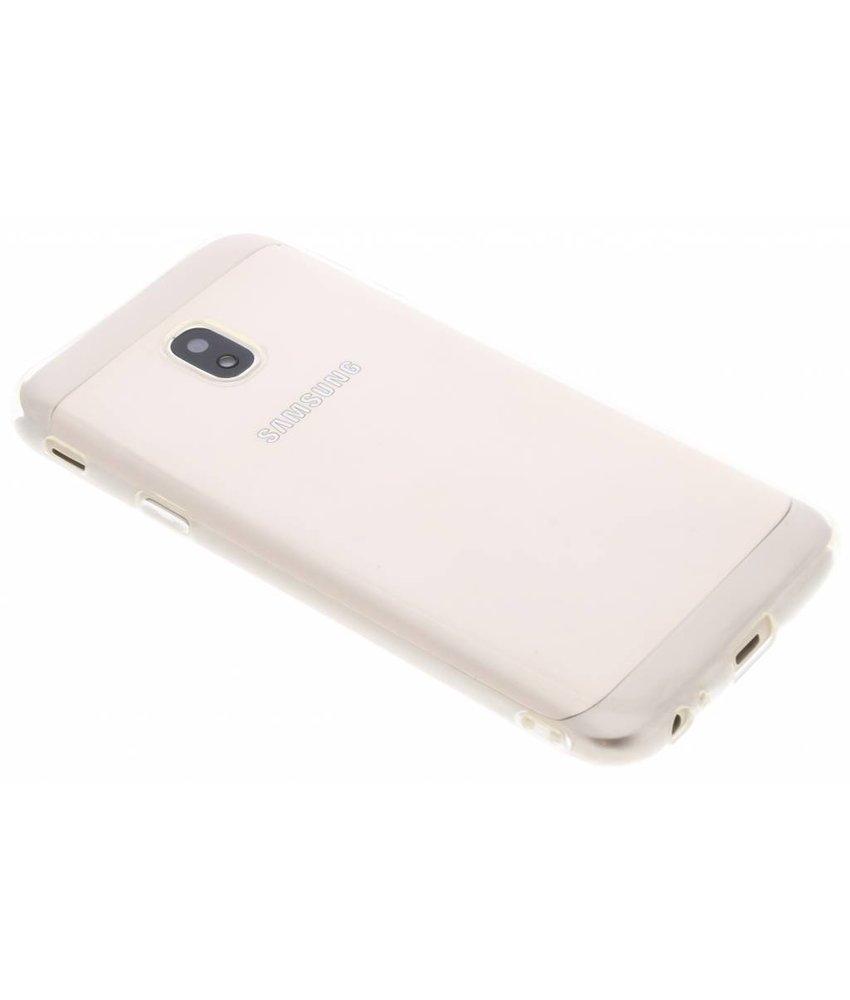 Ultra Thin Transparant Backcover Samsung Galaxy J3 (2017)
