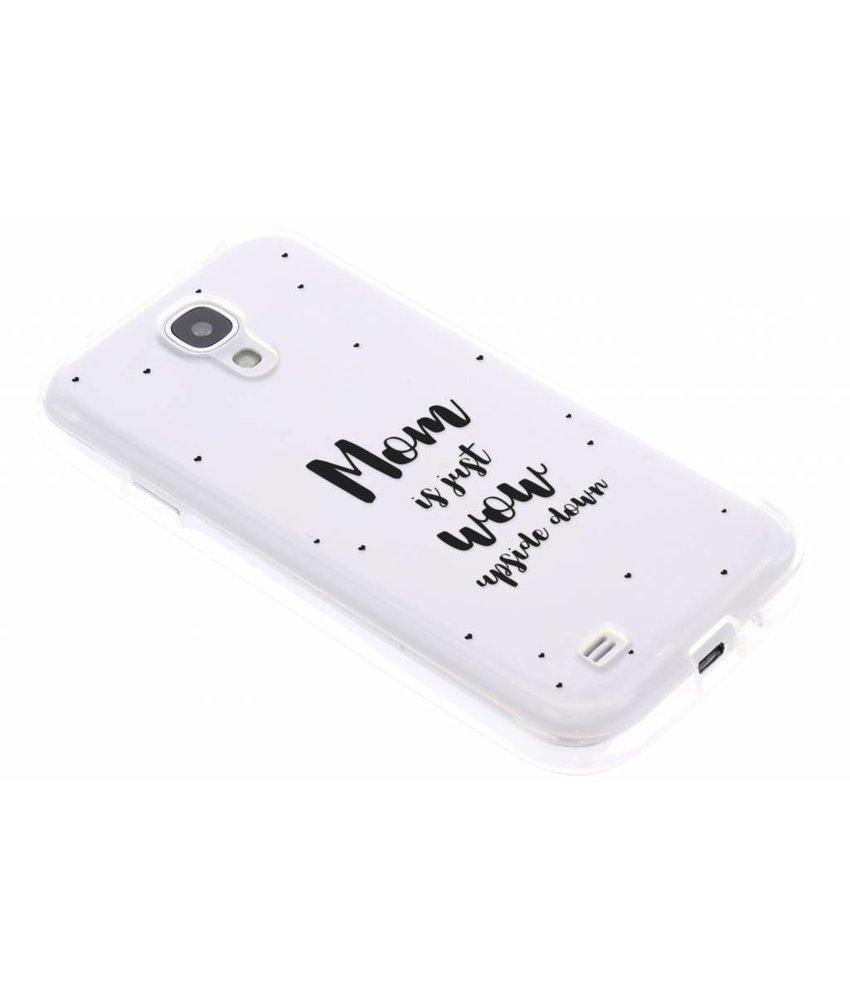 Design Backcover Samsung Galaxy S4