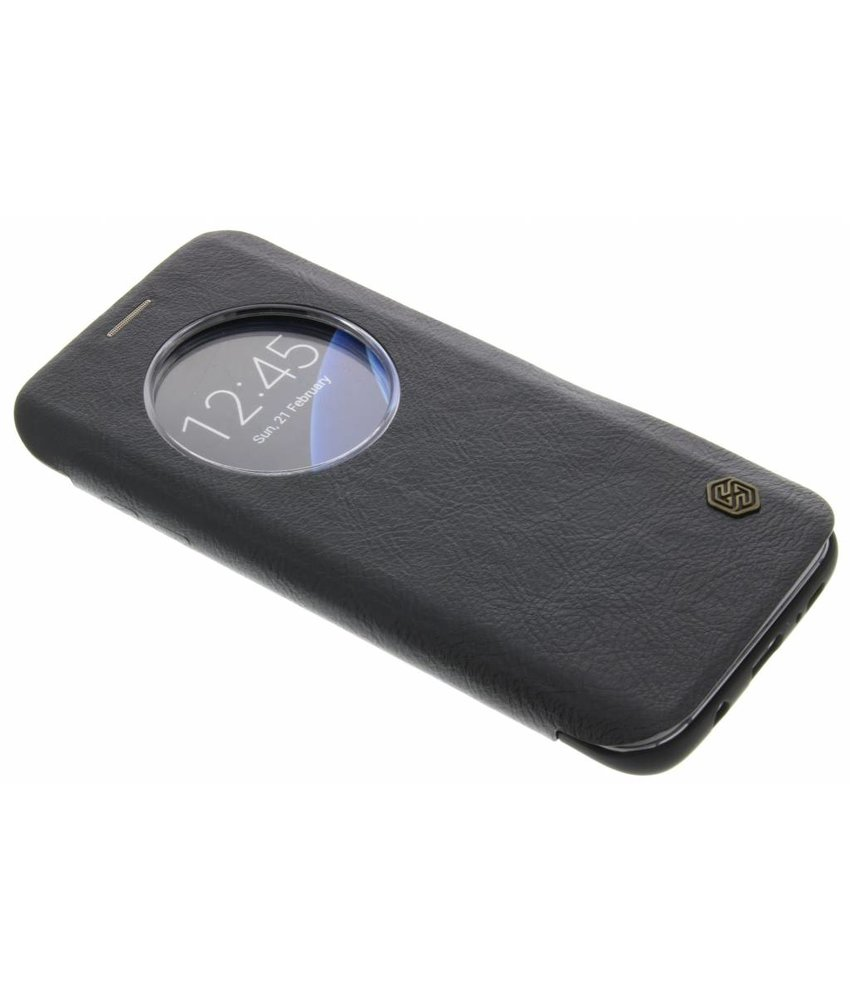 Nillkin Qin Leather Slim Booktype Samsung Galaxy S7 Edge