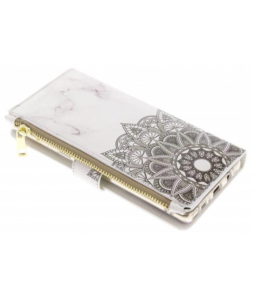 Design Luxe Portemonnee Samsung Galaxy Note 8