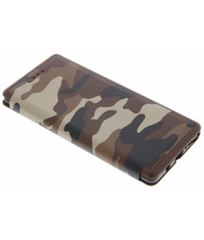 Army Slim Folio Booktype Samsung Galaxy Note 8