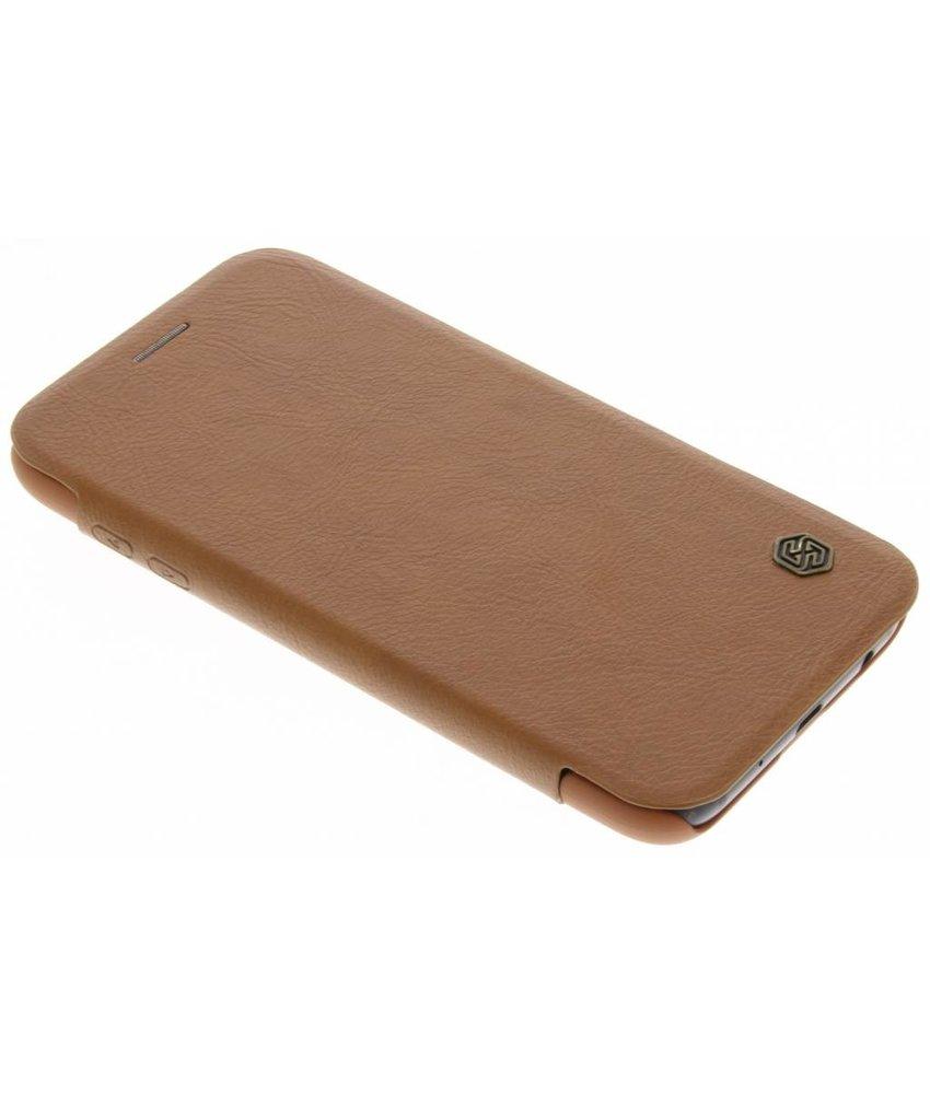 Nillkin Qin Leather Slim Booktype Samsung Galaxy J5 (2017)